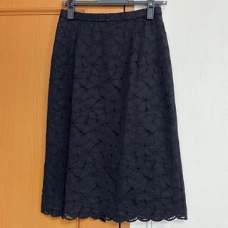 ダブルスタンダードクロージング(DOUBLE STANDARD CLOTHING)のダブルスタンダードクロージング レーススカート(ひざ丈スカート)