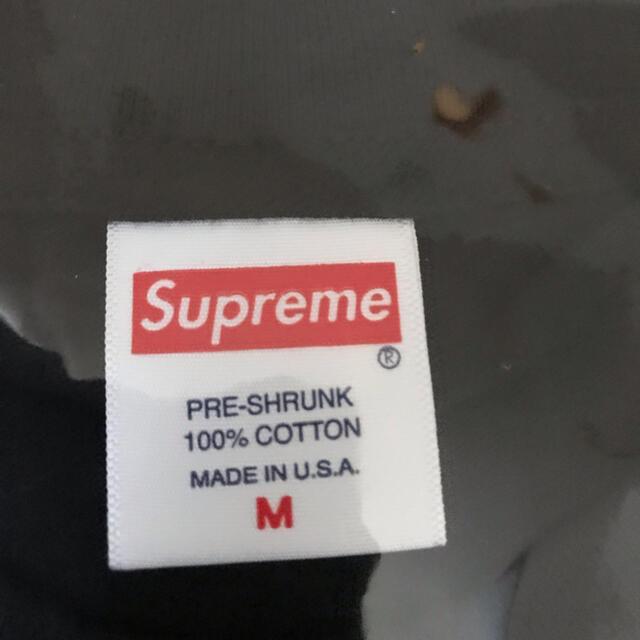 """Supreme(シュプリーム)のシュプリーム Est. 1994 Tシャツ """"ブラック""""Mサイズ"""" メンズのトップス(Tシャツ/カットソー(半袖/袖なし))の商品写真"""