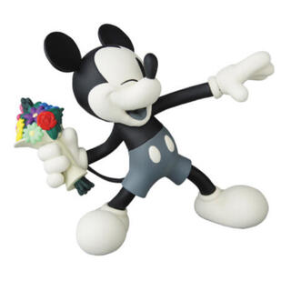 MEDICOM TOY - MICKEY MOUSE tosses the bouquet!! ヴァイナル