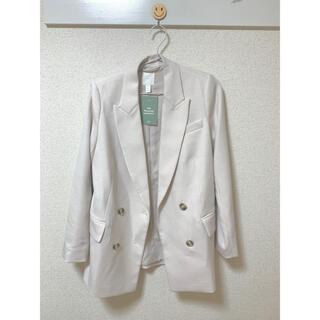 H&M - 【新品未使用 タグ付】H&M テーラードジャケット