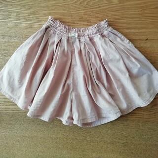 petit main - プティマイン 130 キュロットスカート
