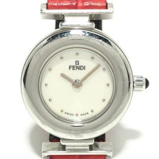フェンディ(FENDI)のFENDI(フェンディ) 腕時計 320L レディース(腕時計)