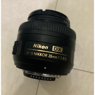 Nikon - Nikon ニコン 単焦点レンズ 35㎜ F1.8G
