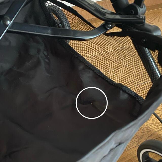 *美品* Besrey ベビーカー 折り畳み軽量バギー キッズ/ベビー/マタニティの外出/移動用品(ベビーカー/バギー)の商品写真