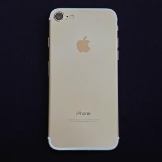 iPhone - iPhone 7 32G SIMロック解除 ゴールド