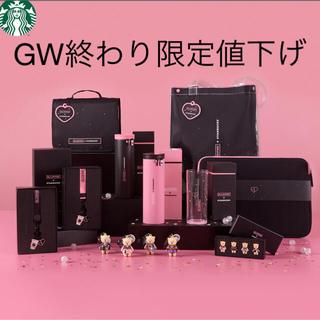 スターバックスコーヒー(Starbucks Coffee)のスターバックス BLACKPINK コラボトートバッグ(アイドルグッズ)