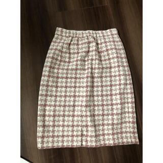 ミッシュマッシュ(MISCH MASCH)のMISCH MASCH スカート (ひざ丈スカート)