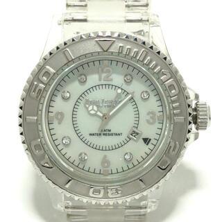 スタージュエリー 腕時計 - フリー入力