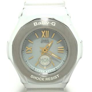 カシオ(CASIO)のカシオ 腕時計 Baby-G BGA-1050GA グレー(腕時計)