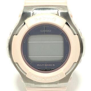 カシオ(CASIO)のカシオ 腕時計 Baby-G BGD-1300 レディース(腕時計)