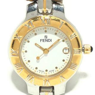 フェンディ(FENDI)のフェンディ 腕時計 - 900L レディース(腕時計)