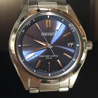SEIKO - SEIKOブライツ電波ソーラー時計 SAGZ081