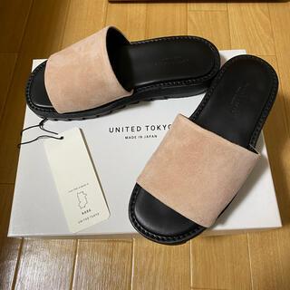 beautiful people - UNITED TOKYO ☆シャークソールシャワーサンダル