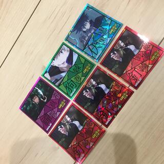 ユーハミカクトウ(UHA味覚糖)の呪術廻戦 UHA味覚糖 のど飴 オリジナルシール(キャラクターグッズ)