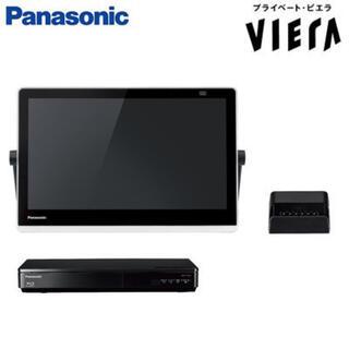 Panasonic - プライベートVIERA UN-15CTD10-K パナソニック