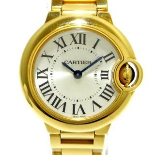 カルティエ(Cartier)のカルティエ 腕時計 バロンブルーSM(腕時計)