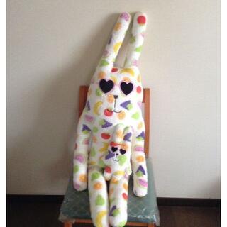 クラフトホリック Lサイズ 抱き枕 & ピロークッション フルーツうさぎ