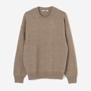 1LDK SELECT - AURALEE BABY CASHMERE KNIT P/O カシミヤニット