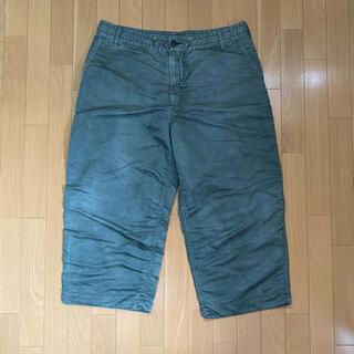 ポータークラシックsuper nylon mash wide pants XL(ワークパンツ/カーゴパンツ)