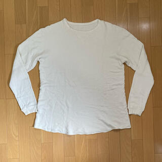 PORTER CLASSIC FRENCH THERMAL CREWNECK M(カットソー(半袖/袖なし))