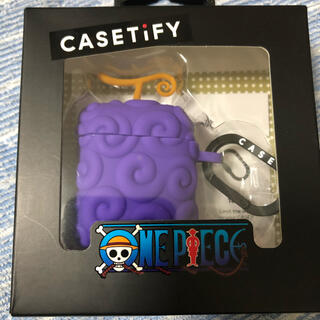 CASETiFY x One Piece Silicone 3D Airpods