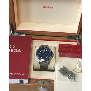 OMEGA - オメガ OMEGA シーマスター300 腕時計 メンズ