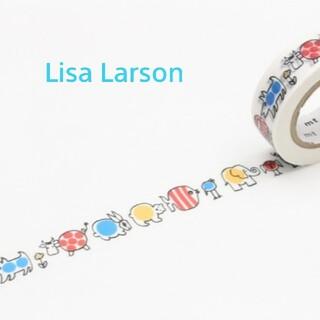Lisa Larson - リサラーソン マスキングテープ ベイビーマイキー LisaLarson
