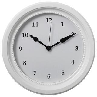 IKEA - IKEA SÖNDRUM ソンドルム ウォールクロック ホワイト 掛時計