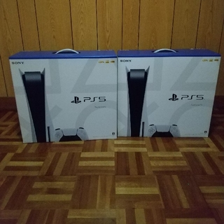 PlayStation - PlayStation5 2台セット