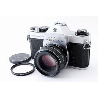 ペンタックス(PENTAX)の1545 PENTAX SPF 50mm F1.8 ペンタックス(フィルムカメラ)