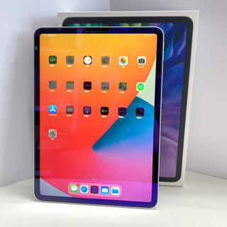 iPad - iPad pro 11インチ 128GB  第2世代 シルバー WiFi版