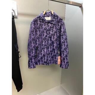 ディオール(Dior)のDIOR カジュアルシャツジャケット(テーラードジャケット)