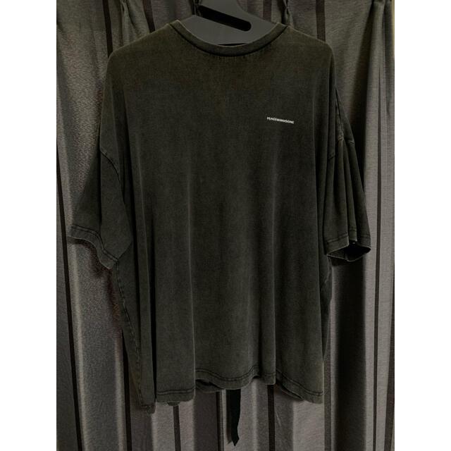PEACEMINUSONE(ピースマイナスワン)のpeaceminusone ヴィンテージTシャツ  メンズのトップス(Tシャツ/カットソー(七分/長袖))の商品写真