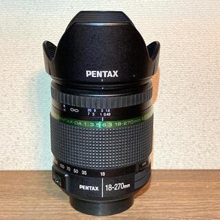 PENTAX - PENTAX 高倍率ズームレンズ DA 18-270mm