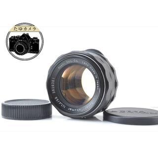 PENTAX - PENTAX super takumar 50mm f/1.4 試写有り