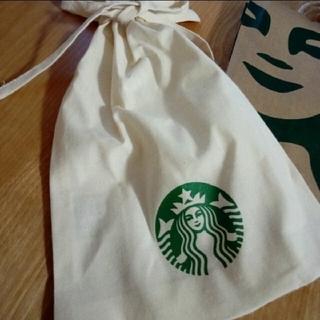 Starbucks Coffee - スタバ巾着袋