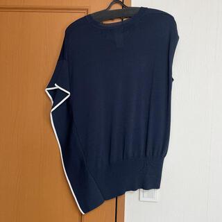 ダブルスタンダードクロージング(DOUBLE STANDARD CLOTHING)のダブルスタンダードクロージング ニット(カットソー(半袖/袖なし))