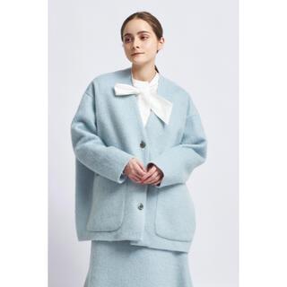 Drawer - yori  ウールモヘアシャギージャケット