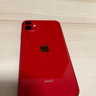 アイフォーン(iPhone)のiPhone11 256GB SIMフリー(スマートフォン本体)