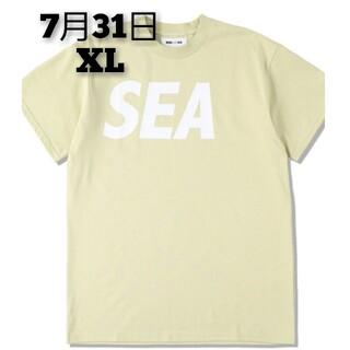 SEA - SEA S/S T-SHIRT / PARCHMENT-WHITE