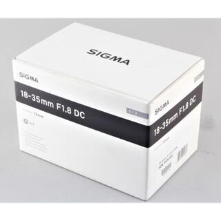 シグマ(SIGMA)の未使用 SIGMA Art 18-35mm F1.8 DC HSM PENTAX(レンズ(ズーム))