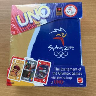 バンダイ(BANDAI)のUNO シドニーオリンピック限定品(トランプ/UNO)