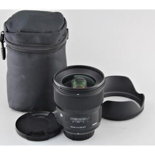 SIGMA - SIGMA シグマ Art 24mm F1.4 DG HSM Nikon