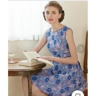 TOCCA - TOCCA NORTH POLE ドレス ブルー系