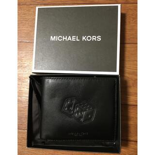マイケルコース(Michael Kors)のメンズ マイケルコース LASVEGAS 二つ折り財布 (折り財布)