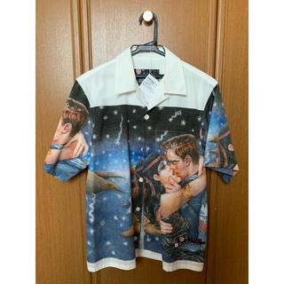 プラダ(PRADA)のprada  16aw アロハシャツ(シャツ)