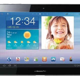 ギャラクシー(Galaxy)のGALAXY Tab 10.1 LTE SC-01D   ギャラクシータブレット(タブレット)