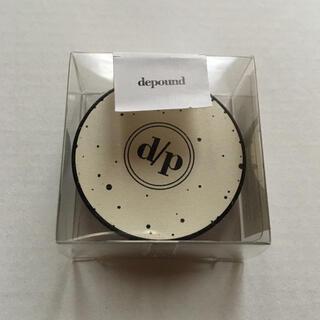 新品未使用★送料無料【depound】dp logo griptok/ホワイト