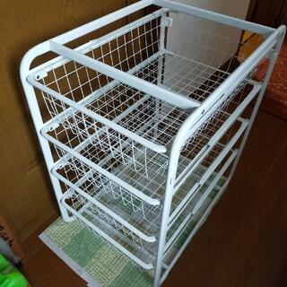 IKEA - 4段引出し収納(直接お取引のみ)