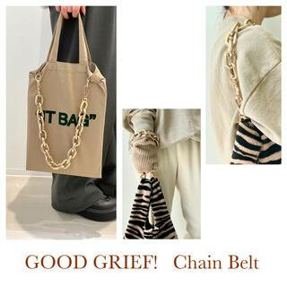 L'Appartement DEUXIEME CLASSE - 新品アパルトモン【GOOD GRIEF!/グッドグリーフ】Chain Belt
